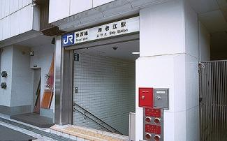 地下鉄「海老江駅」徒歩3分