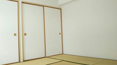 やっぱり和む和室付きです。