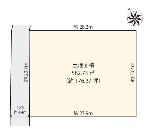 【土地図】世田谷区代沢2丁目
