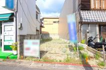 伏見区桃山南大島町 注文建築 建築条件なし 土地の画像