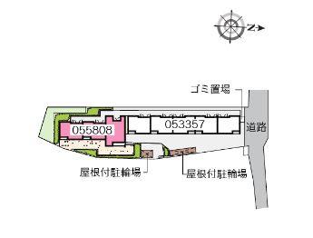 【区画図】OTANI Ⅳ