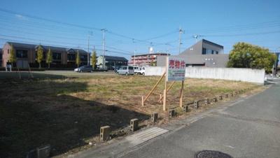 【外観】新居浜市松の木町土地A