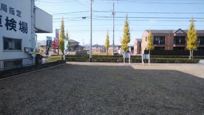 新居浜市松の木町土地A