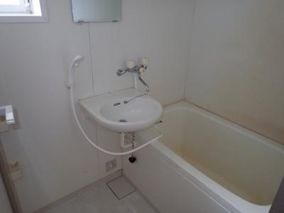 【浴室】まるよしマンション