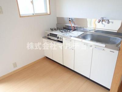 【キッチン】まるよしマンション