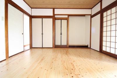 【洋室】吉永邸