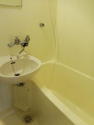 【浴室】ハイツタキタニ