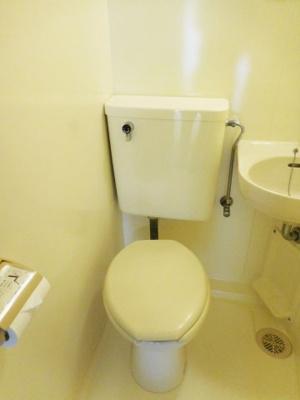 【トイレ】ハイツタキタニ