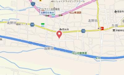 【地図】サンビームM.T