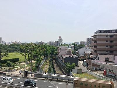 【展望】メゾンドール住吉公園