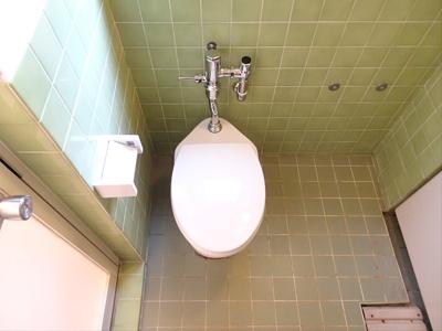 【トイレ】パラスト明大前