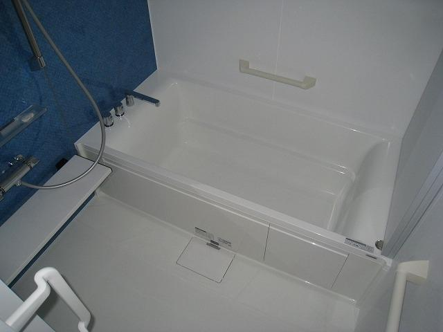 【浴室】北見市西富町3丁目123番32 新築戸建住宅