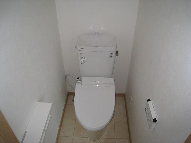 【トイレ】北見市西富町3丁目123番32 新築戸建住宅