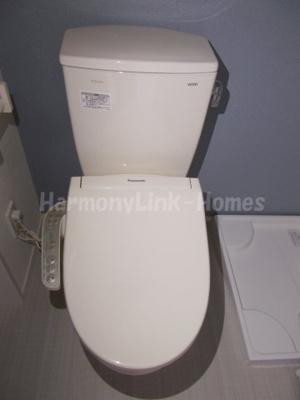 ハーモニーテラス伊興ザ・レジデンスのトイレです
