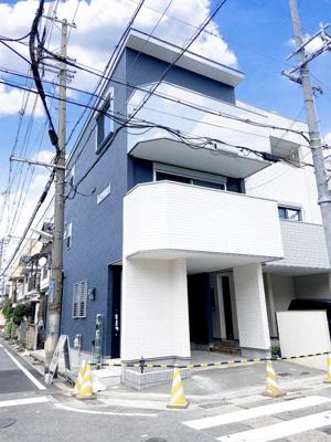 【外観】神戸市垂水区大町1丁目 新築戸建