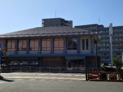滋賀銀行 八日市東支店(591m)