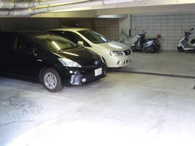 【駐車場】エイトヒルズ