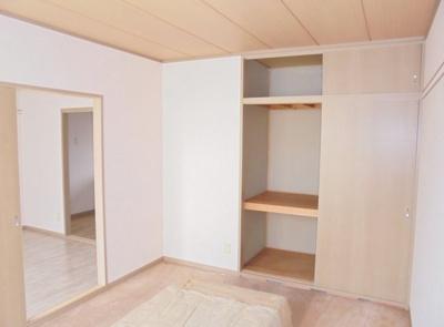 和室6帖の押入※写真はイメージです