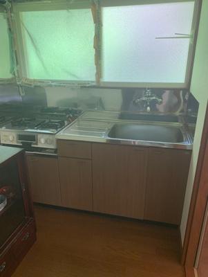 【キッチン】一関市厳美町市野々原