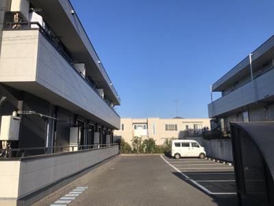 【駐車場】オリーブステージC棟