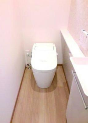 機能的なトイレ
