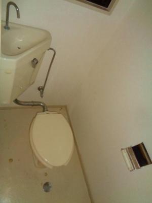 【トイレ】ツインコーポ公園南B棟