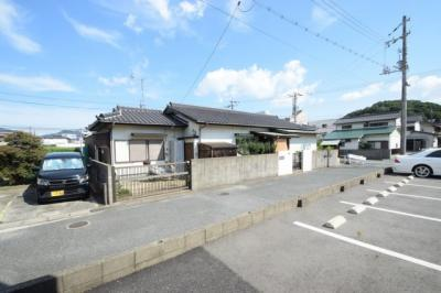 【駐車場】浜野荘