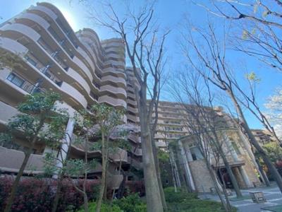 【外観】サンヴェールひばりヶ丘ガーデンシティ