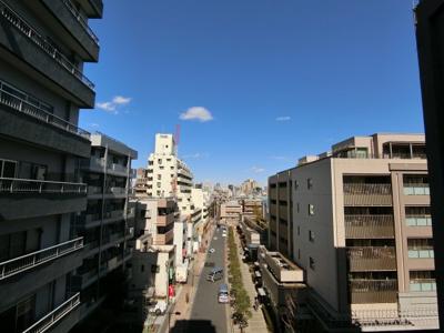【展望】パルセ富久