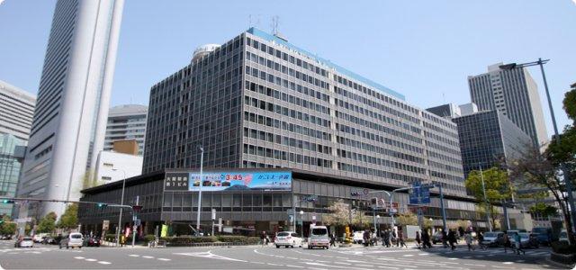 【外観】大阪駅前第1ビル