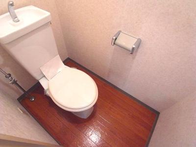 【トイレ】グリーンハイツカワムラ