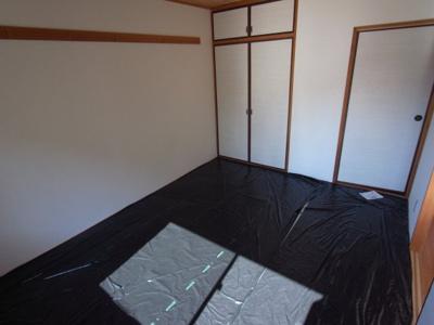 【寝室】グリーンハイツカワムラ