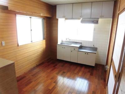 【キッチン】城間アパート