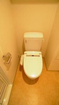 【トイレ】エステムコート難波サウスプレイスⅢラ・パーク