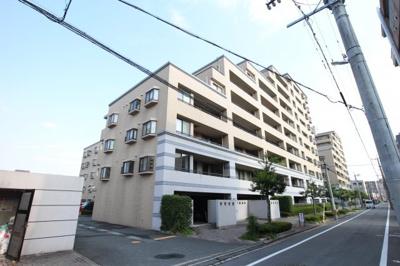 【外観】ライオンズガーデンシティ鳥飼弐番館