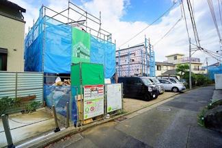 閑静ね住宅街に大型4LDKの新築が誕生します! 「反町駅まで徒歩8分の好立地♪ モデルハウスをご紹介いたします。