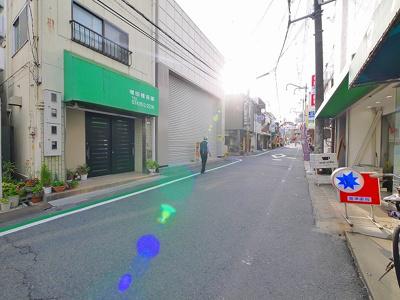 【周辺】南郡山貸ビル