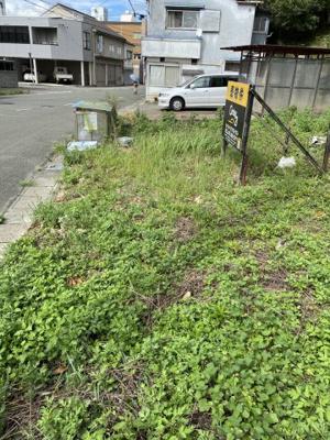 【前面道路含む現地写真】相生市旭2丁目/売土地