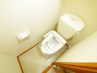 【トイレ】レオパレスフローレス州見台
