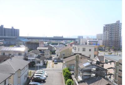 【展望】久留米駅前スカイマンション