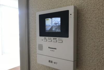 【セキュリティ】メゾンフルールA