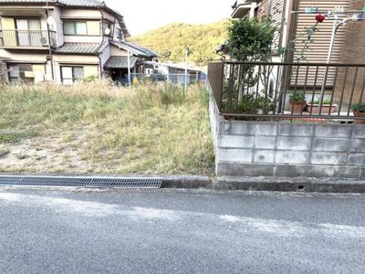 【外観】相生市若狭野町入野/売土地