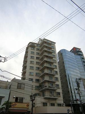 南北線「駒込」駅より徒歩約1分の立地です。