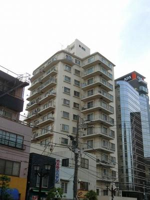 山手線「駒込」駅までも徒歩約3分と便利な立地です。