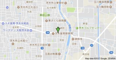 【地図】プレアール星見 敷礼 ゼロ