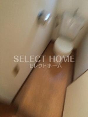 【トイレ】中島貸家