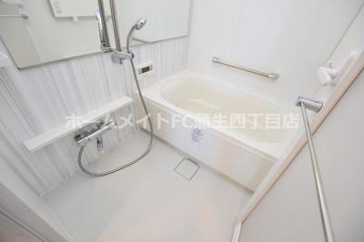 【浴室】サンフォーリーフタウン桜ノ宮サンメゾンコート