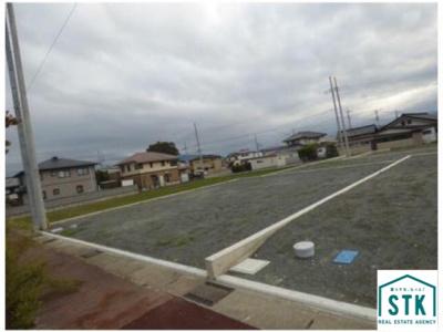【外観】甲斐市篠原 全7区画 分譲地