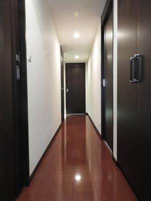 【玄関】淀屋橋アップルタワーレジデンス