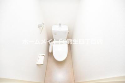 【トイレ】アーバネックス京橋プライマリーワン
